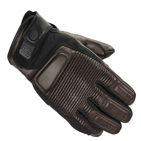 Spidi Gb Garage Gloves Brown