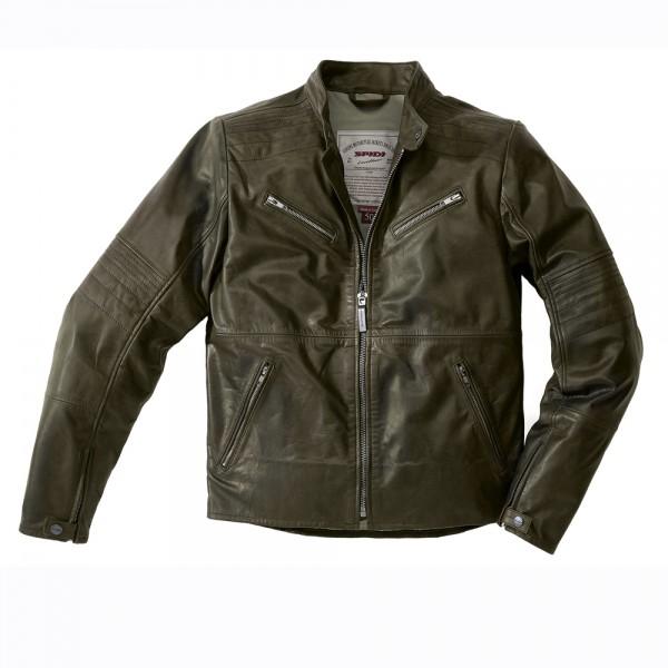 Spidi Gb Garage Jacket Titanio