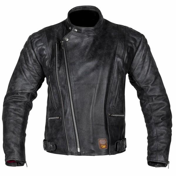 Spada Leather Jackets Road Black
