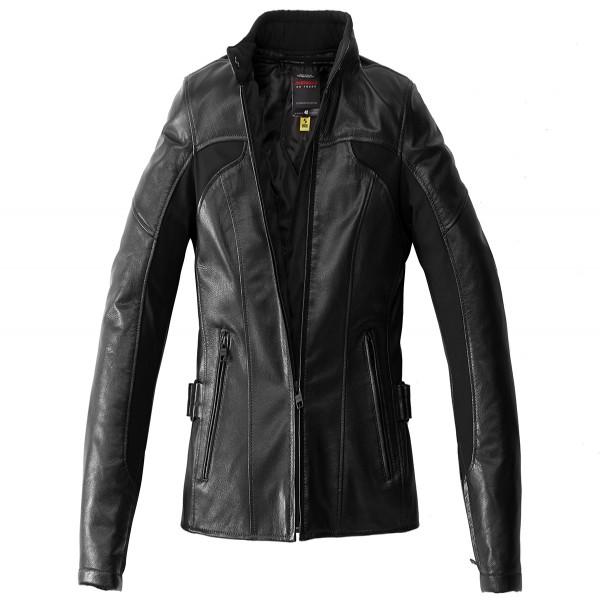 Spidi It Mystic Lady Leather Brown Jacket