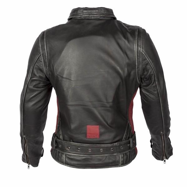 Spada Baroque Ladies Leather Jacket Black