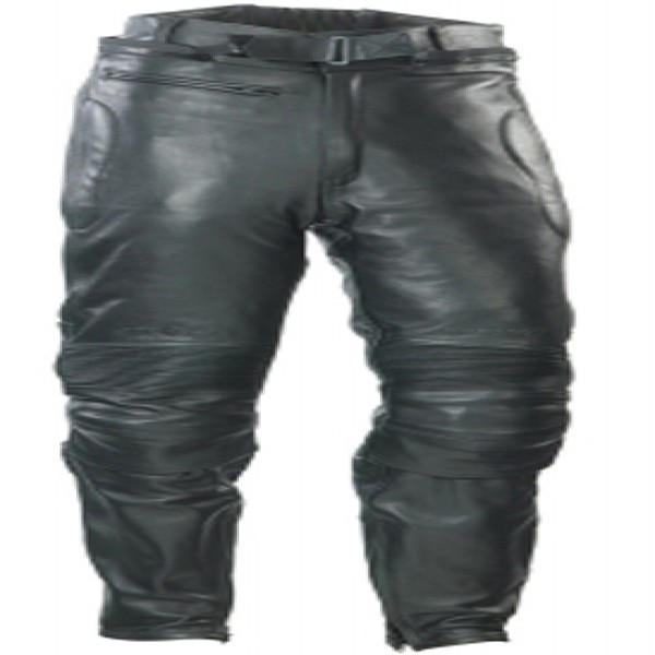 Spada Leather Trousers Road Black Ladies