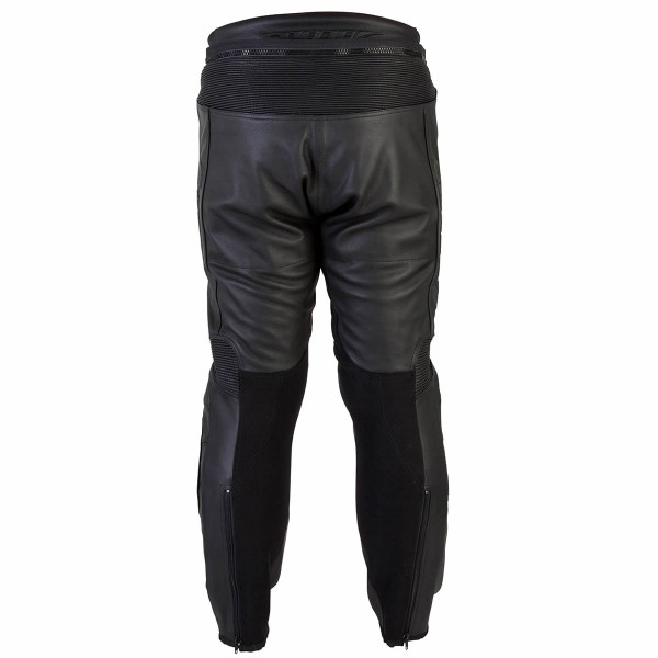 Spada Leather Trousers Nero Black