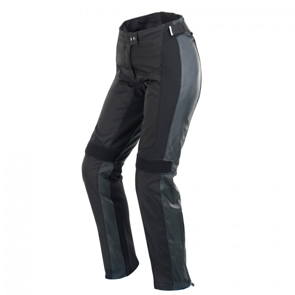 Spidi Gb Teker Lady Leather Trousers Black