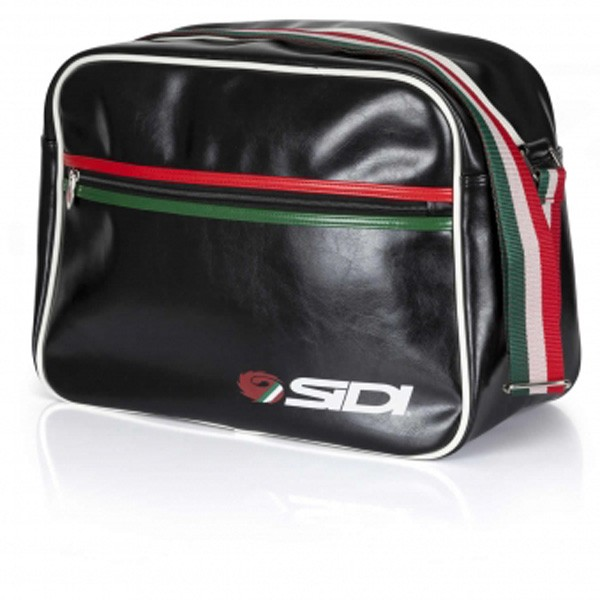 Sidi Casuals Luxe Flight Bag Black