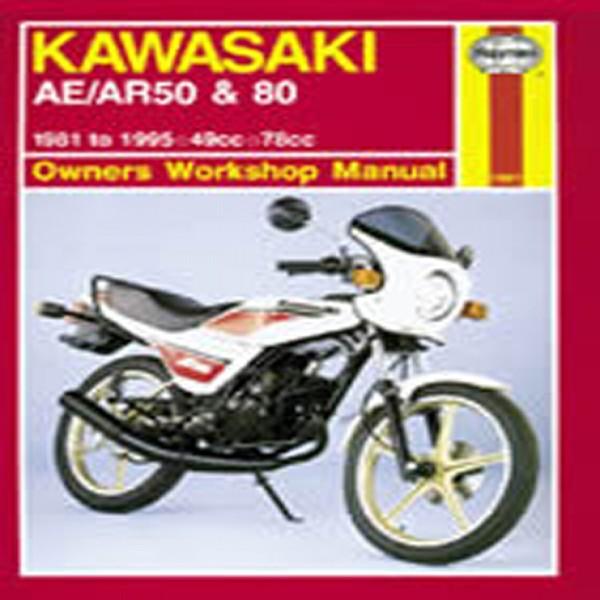 Haynes Manual 1007 Kaw Ae/ar50 & 80