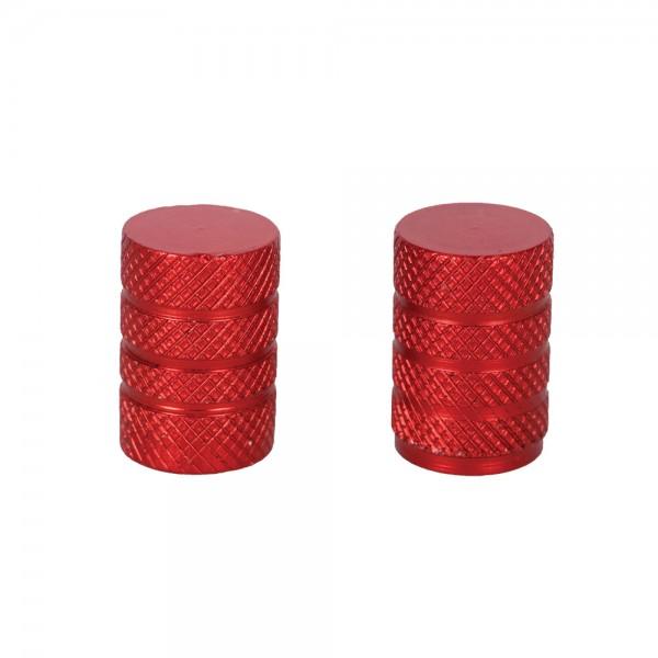 Oxford Valve Caps Red