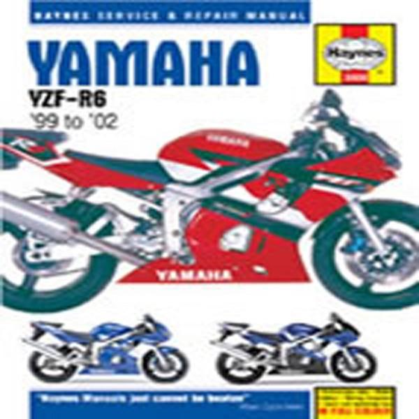 Haynes Manual  3900 Yam Yzf-R6