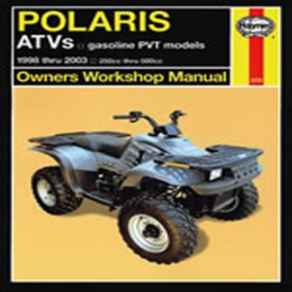 Haynes Manual 2508 Polaris Atv 98-06