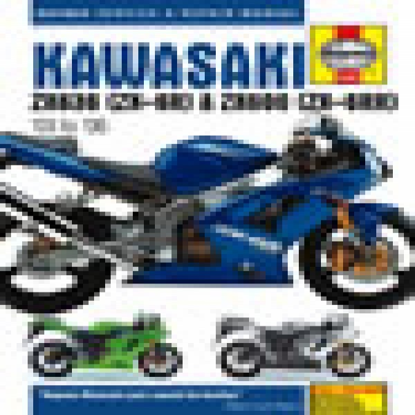 Haynes Manual 4742 Kaw Zx-6R (03-06)