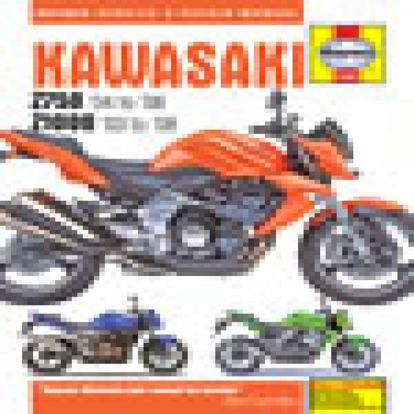 Haynes Manual 4762 Kawasaki Z750 / Z1000 03-08