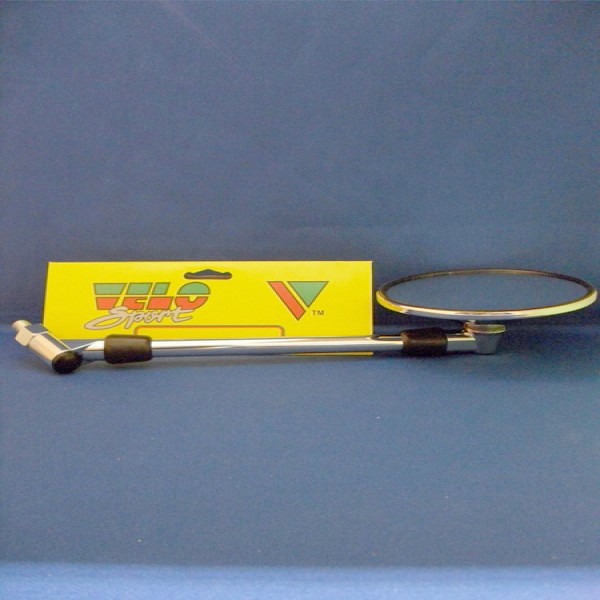 Velo Sport Mirror Suzuki Chrome [Mir218]