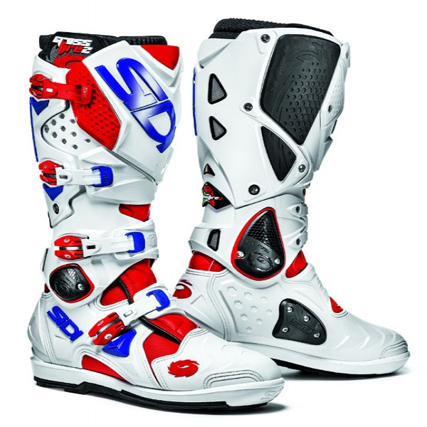 Sidi Crossfire 2 Srs Red & White & Blue