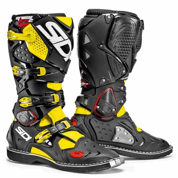 Sidi Crossfire 2 Yellow Fluo & Black