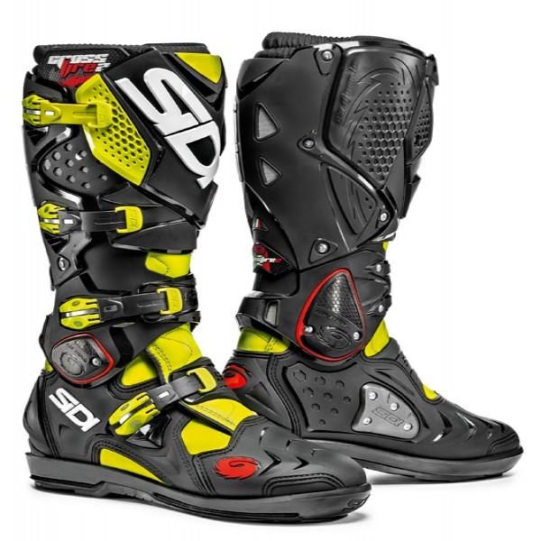 Sidi Crossfire 2 Srs Yellow Fluo & Black