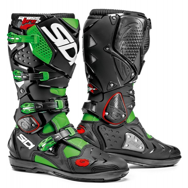 Sidi Crossfire 2 Srs Green Fluo & Black