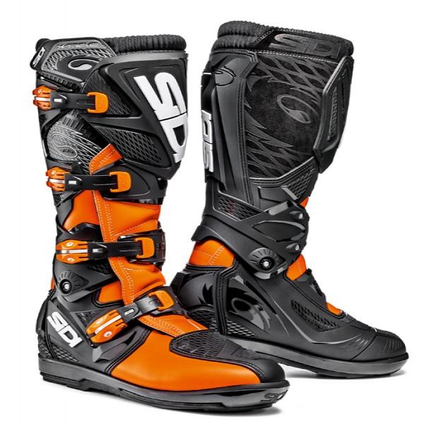 Sidi X3-Xtreme Srs Orange Fluo & Black