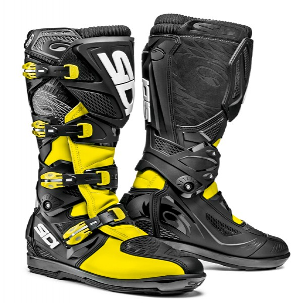 Sidi X3-Xtreme Srs Yellow Fluo & Black