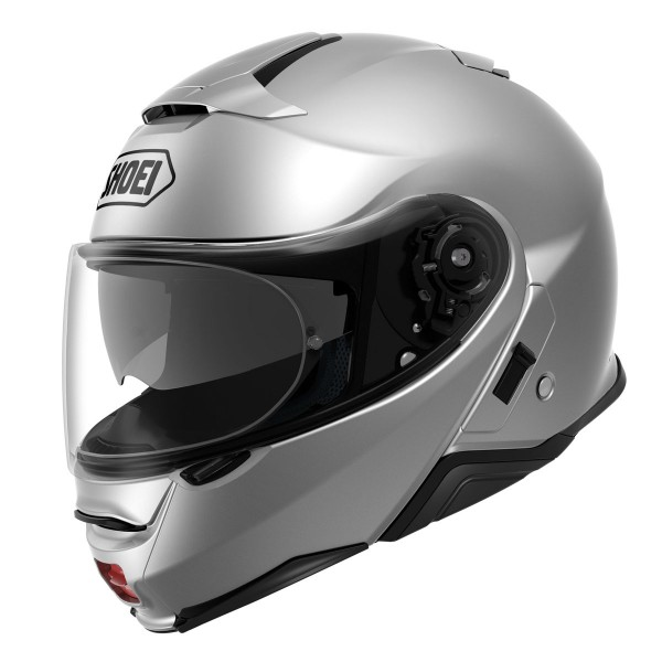 SHOEI Neotec 2 Plain Light Silver