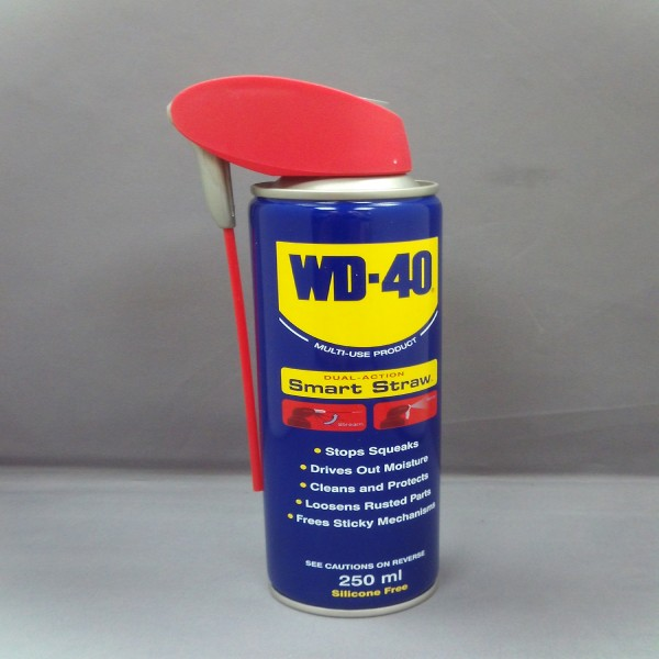Wd-40 Multi Use (250Ml Aerosol) Single