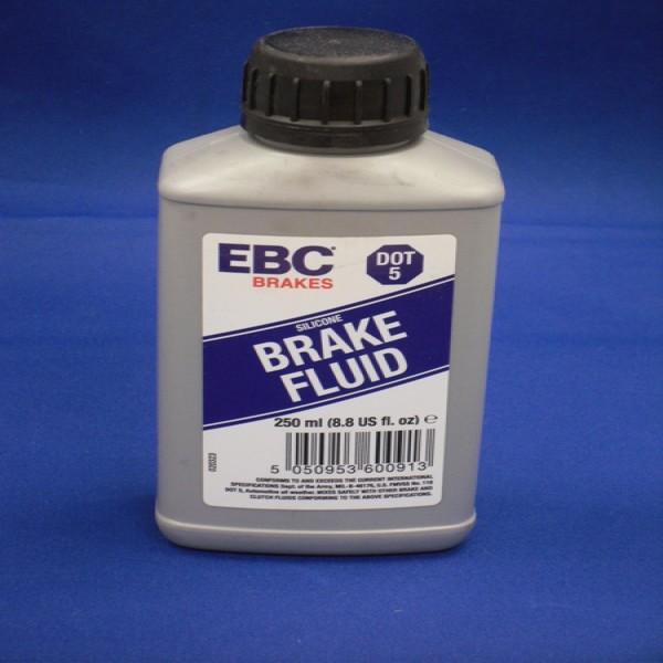 EBC Brake Fluid Dot 5 250Ml [Single]