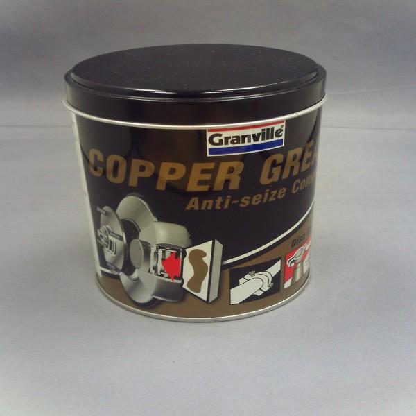 Copper Grease Tub - Single