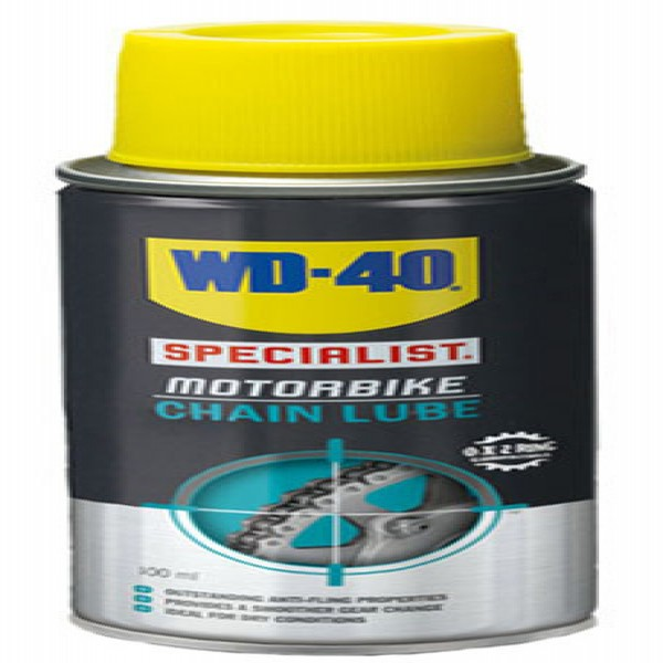 Wd-40 Chain Lube (100Ml Aerosol) Single