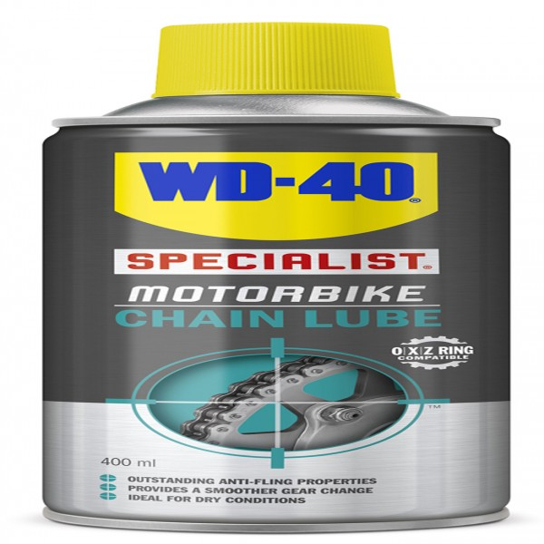 Wd-40 Chain Lube (400Ml Aerosol) Single