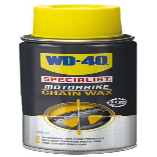 Wd-40 Chain Wax (100Ml Aerosol) Single