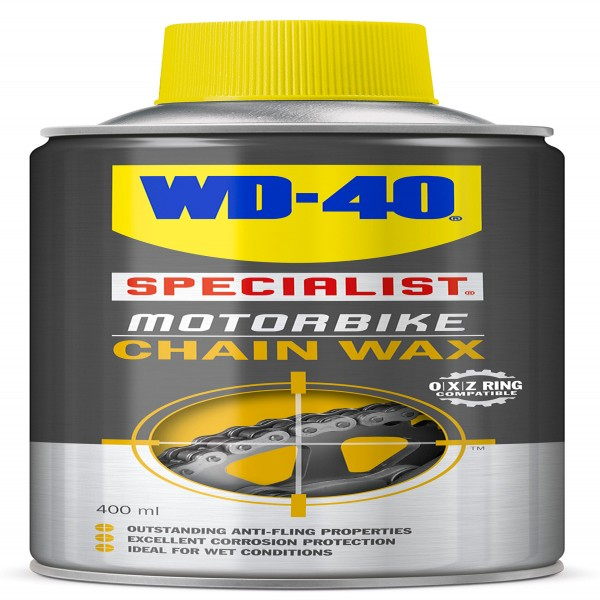 Wd-40 Chain Wax (400Ml Aerosol) Single