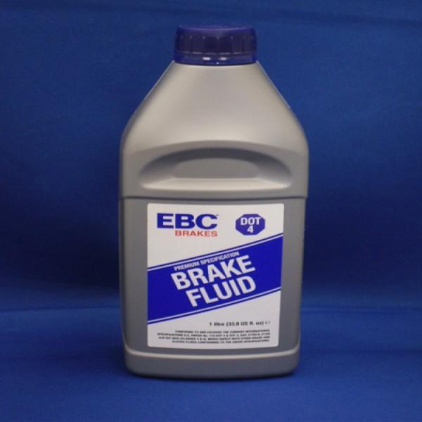 EBC Brake Fluid Dot 4 1 Litre [Single]