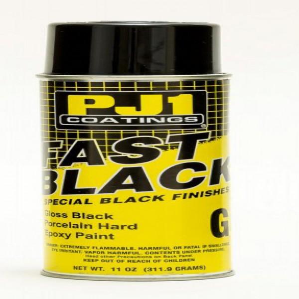 Pj1 Paints 16-Gls Fast Black Gloss