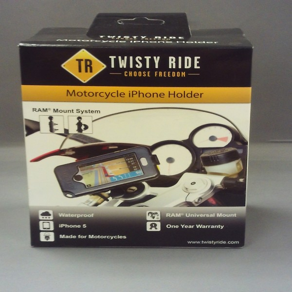 Twisty Ride Iphone 5/5S/5C Motorcycle-Universal Mount