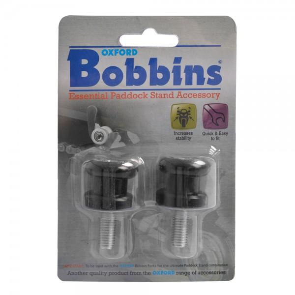 Oxford Bobbins M6 (1.0 thread) Black