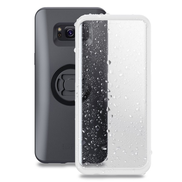 Sp Connect Weather Cover Clear Samsung S8+