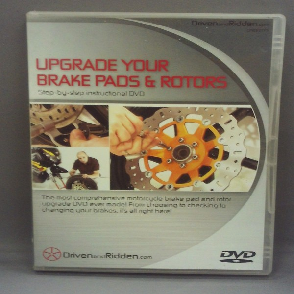 EBC Dvd 08/mc Installation Guide For Fitting Pads & Discs