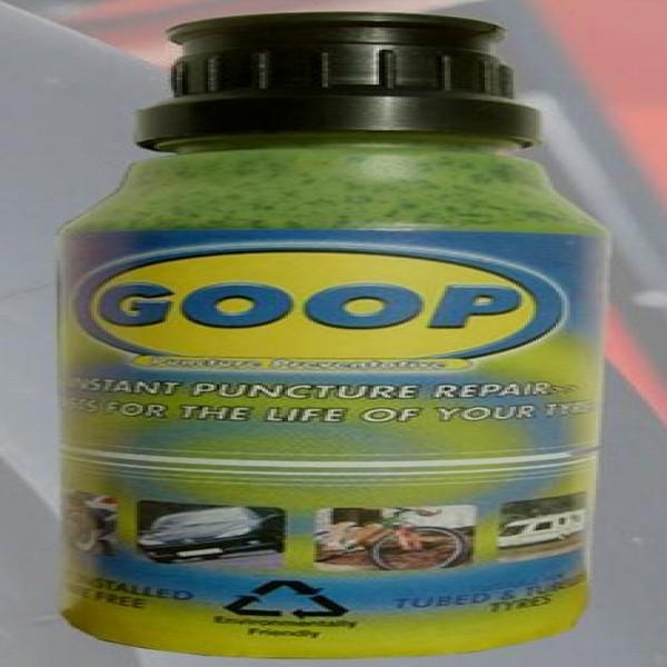 Goop Puncture Preventative - 1 Litre Bottle-Single