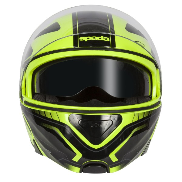 Spada Helmet Reveal Tracker Black & Flou