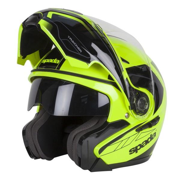 Spada Helmet Reveal Tracker Black & Flou