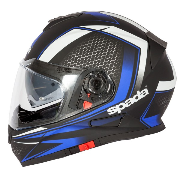 Spada Rp-One Renegade Helmet White & Blue