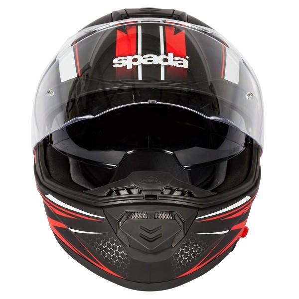 Spada Rp-One Renegade Helmet White & Red