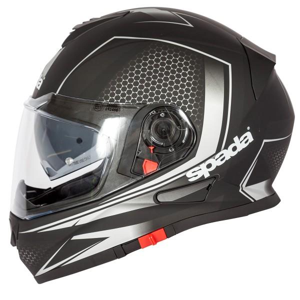 Spada Rp-One Renegade Helmet White & Silver