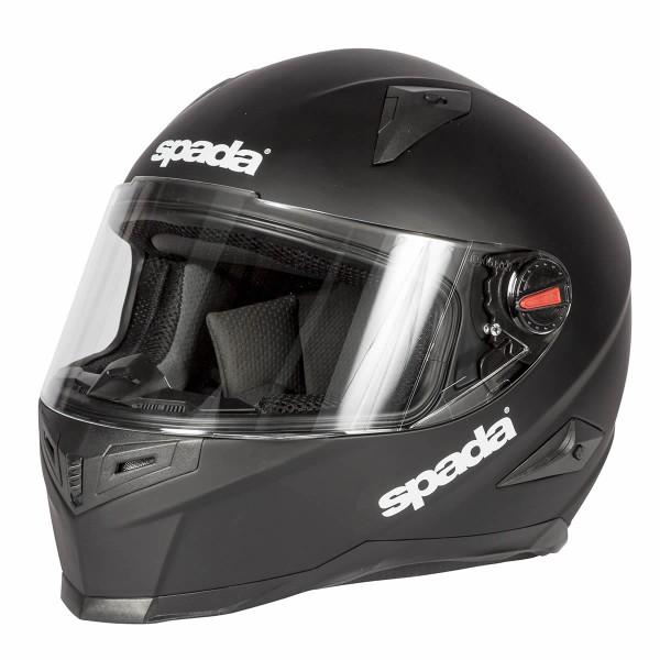Spada Helmet Rp900 Matt Black