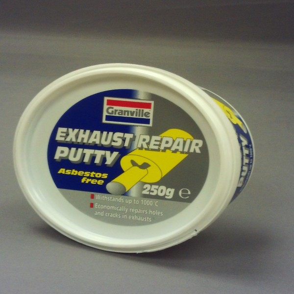 Granville Sealant Exhaust Repair Fire Putty 250G