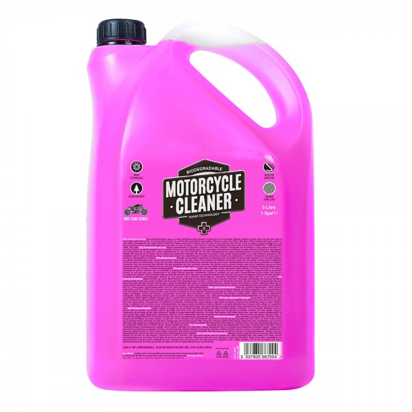 Muc-Off PROMO Muc-Off Nano Tech Bike Cleaner 5L