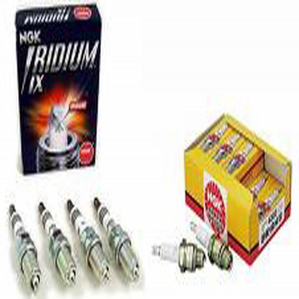 Ngk Spark Plug Br8Hix Iridium Plugs [BOX 4]