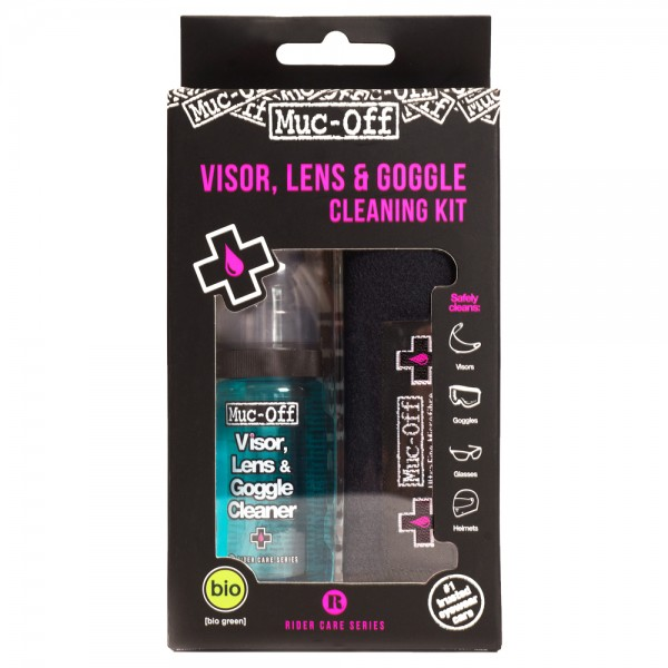 Muc-Off Visor lens and Goggle clean kit