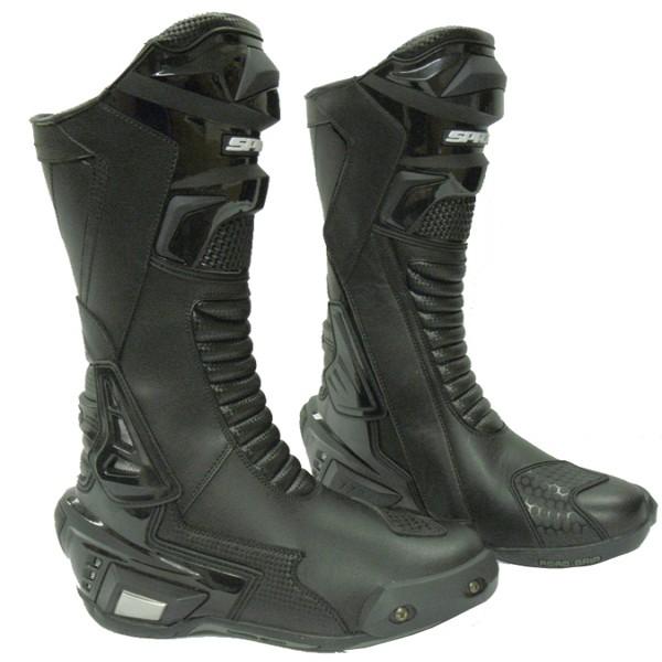 Spada X-Race Boots Black