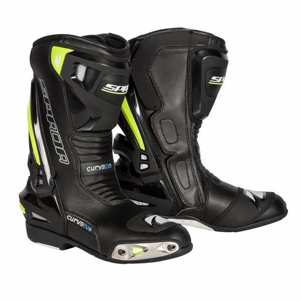 Spada Curve Evo Wp Boots Black & Flou