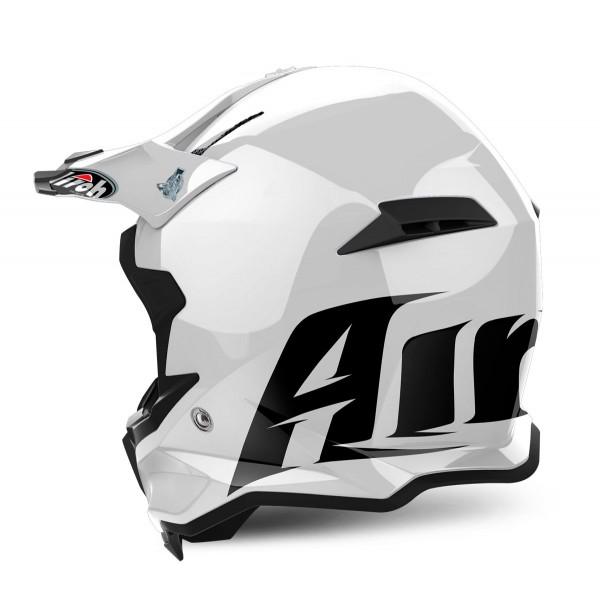 AIROH Terminator Open Vision Color White
